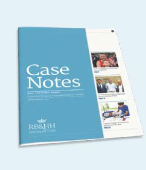 Case Notes magazine