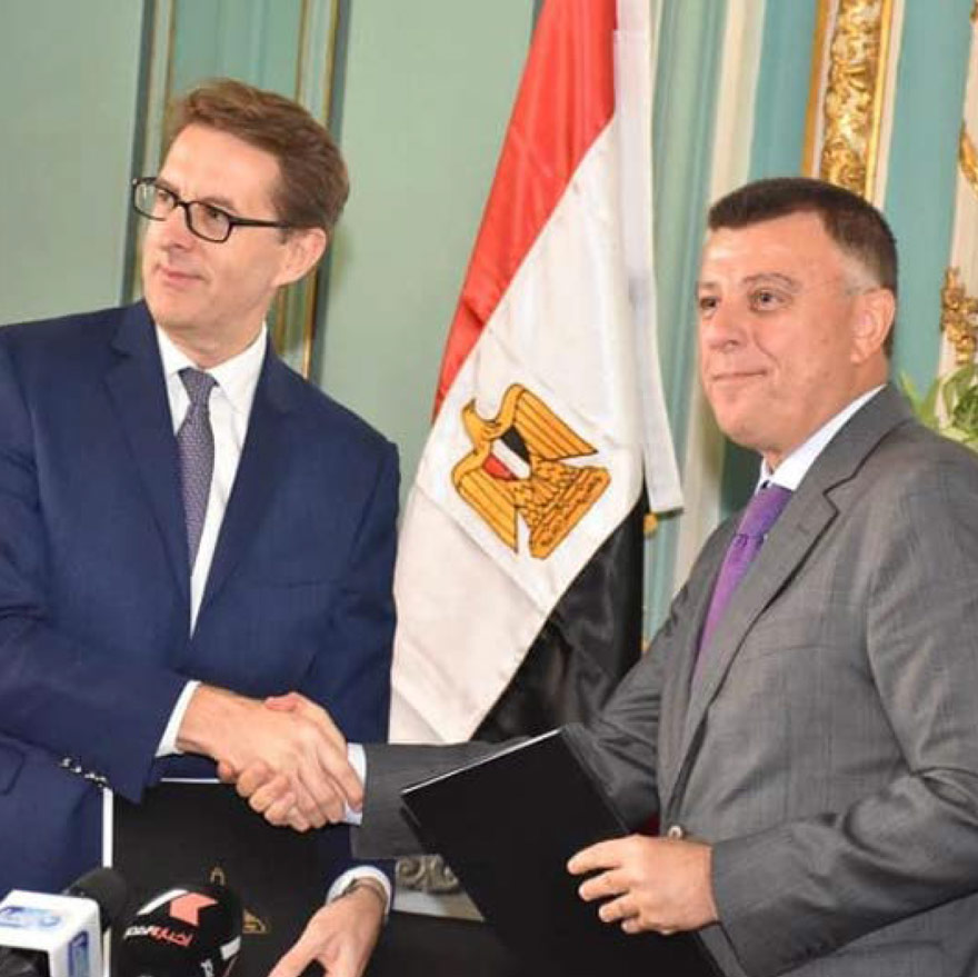 New partnership with leading Egyptian hospital