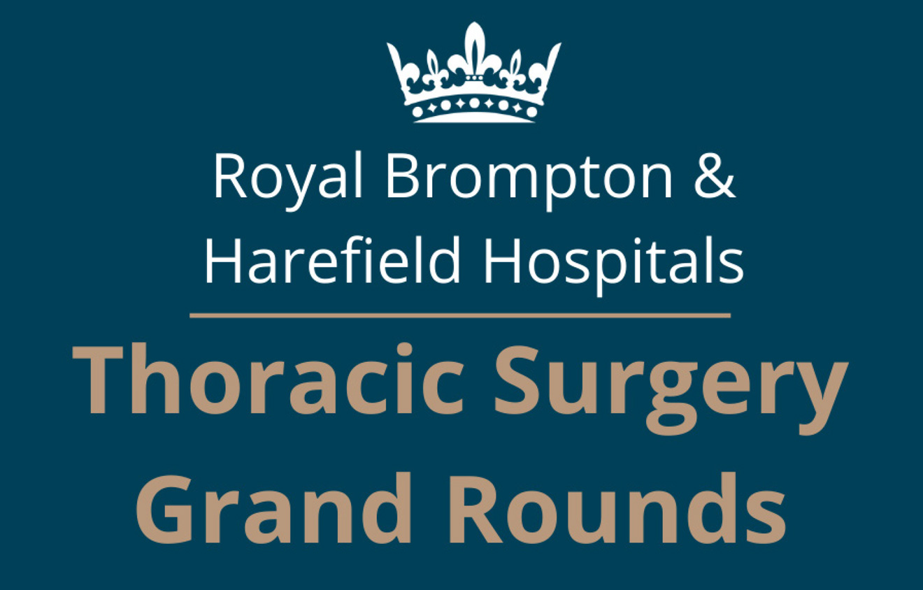 Thoracic Surgery Grand Rounds